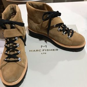 Marc Fisher Indre hiking boots